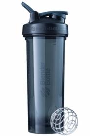 Бутылка спортивная-шейкер BlenderBottle Pro28 Tritan 820ml Black