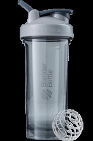 Бутылка спортивная-шейкер BlenderBottle Pro28 Tritan 820ml Grey