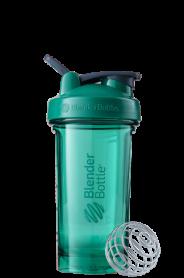 Бутылка спортивная-шейкер BlenderBottle Pro24 Tritan 710ml Green