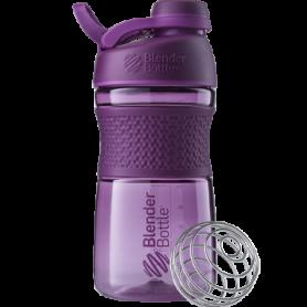 Бутылка спортивная-шейкер BlenderBottle SportMixer Twist 590ml Plum