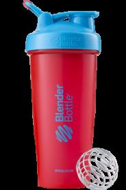 Шейкер спортивный BlenderBottle Classic Loop 820ml Special Edition Sonic Red/Blue