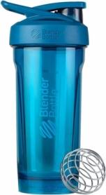 Бутылка спортивная-шейкер BlenderBottle Strada Tritan 28oz/820ml Ocean Blue