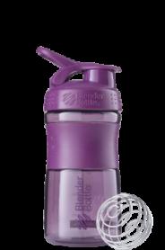 Бутылка спортивная-шейкер BlenderBottle SportMixer 590ml Plum