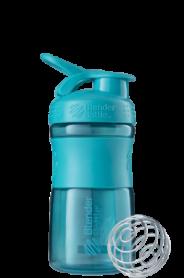 Бутылка спортивная-шейкер BlenderBottle SportMixer 590ml Teal