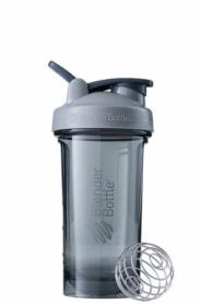 Бутылка спортивная-шейкер BlenderBottle Pro24 Tritan 710ml Grey