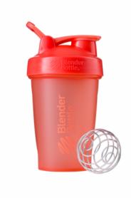 Шейкер спортивный BlenderBottle Classic Loop 590ml Coral