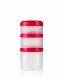 Контейнер спортивный BlenderBottle Expansion Pak Clear/Red