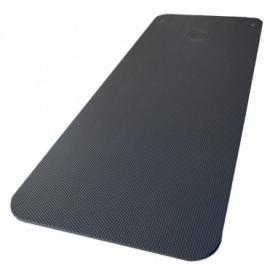 Коврик для йоги (йога мат) Power System Fitness Mat Premium 15 мм PS-4088, серый