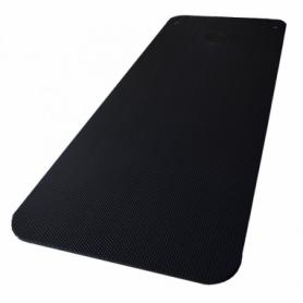 Коврик для йоги (йога мат) Power System Fitness Mat Premium 15 мм PS-4088, черный