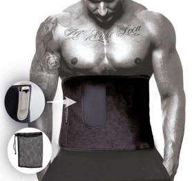 Пояс для похудения PowerPlay (PP_4301_Black_125)