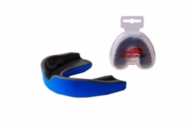 Капа боксерская PowerPlay 3315 SR (PP_3315_SR_Blue/Black)