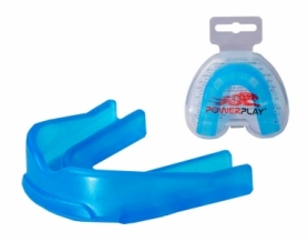 Капа боксерская PowerPlay 3307 SR (PP_3307_SR_Blue)