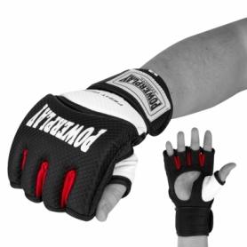 Перчатки для MMA PowerPlay 3075 (PP_3075_Bl/White)