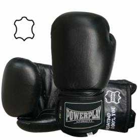 Перчатки боксерские PowerPlay 3088 (PP_3088_Black)