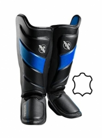 Защита голени и стопы Hayabusa T3 (Original) (HB_T3_Shinguards_Black)