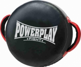 Макивара круглая PowerPlay 3080 (PP_3080_Black), 40х12см