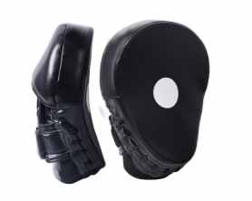 Лапы боксерские PowerPlay PU (PP_3041_Black)