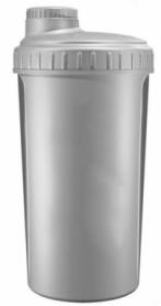 Шейкер спортивный Shaker360 Silver, 700 мл