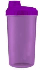 Шейкер спортивный Shaker360 Violet, 700 мл