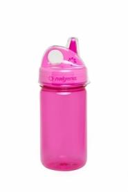 Бутылка для воды детская Nalgene Grip-n-Gulp (2182-2712) - розовая, 350 мл