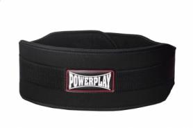 Пояс тяжелоатлетический PowerPlay 5535 (PP_5535_Black)