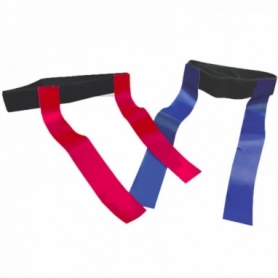 Ремень тренировочный Yakimasport хвостик (100329), 10 шт