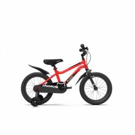 """Велосипед детский RoyalBaby Chipmunk MK 14"""" (CM14-1-red) - красный"""