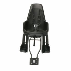 Велокресло детское Bobike Maxi ONE Urban black (8012200001)
