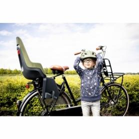 Велокресло детское Bobike Maxi One красное (8012200006) - Фото №8