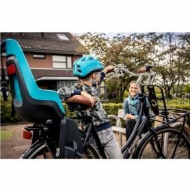 Велокресло детское Bobike Maxi One красное (8012200006) - Фото №9