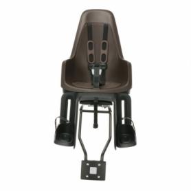 Велокресло детское Bobike Maxi One черное (8012200012)