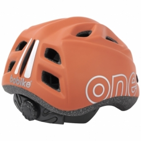 Шлем велосипедный детский Bobike One Plus Chocolate Brown (8740900007-1)