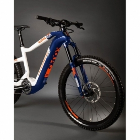 "Электровелосипед Haibike Xduro AllTrail 5.0 Carbon Fflyon i630Wh 11 s. NX 27.5"", рама L, 2020 (4541000950)"