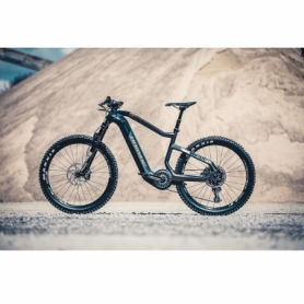 "Электровелосипед Haibike Xduro AllTrail 6.0 Carbon FLYON i630Wh 12 s. GX Eagle 27.5"", рама L, 2020 (4541006950)"
