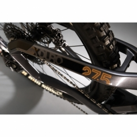 "Электровелосипед Haibike Xduro AllTrail 6.0 Carbon FLYON i630Wh 12 s. GX Eagle 27.5"", рама L, 2020 (4541006950) - Фото №9"