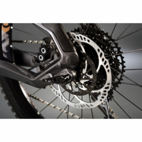 "Электровелосипед Haibike Xduro AllTrail 6.0 Carbon FLYON i630Wh 12 s. GX Eagle 27.5"", рама L, 2020 (4541006950) - Фото №12"