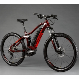 "Электровелосипед Haibike Sduro FullSeven Life 1.0 500Wh 10 s. Deore 27.5"", рама M, 2020 (4540216043)"