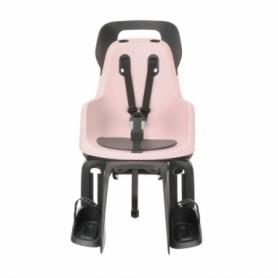 Велокресло детское Bobike Maxi Go Carrier розовое (8012300004)