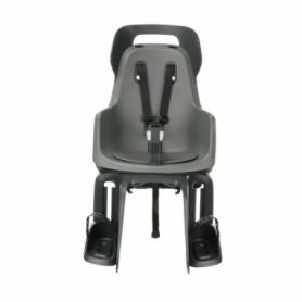 Велокресло детское Bobike Maxi Go Carrier серое (8012300005)