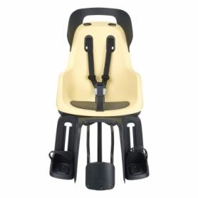 Велокресло детское Bobike Maxi Gо Frame желтое (8012400001)