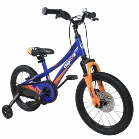 """Велосипед детский RoyalBaby Chipmunk Explorer 16"""" (CM16-3-Blue) - синий"""
