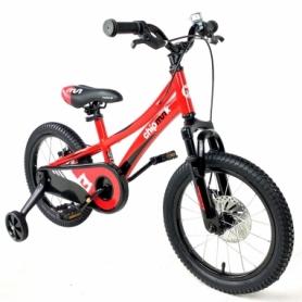 """Велосипед детский RoyalBaby Chipmunk Explorer 16"""" (CM16-3-Red) - красный"""