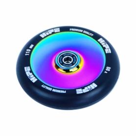Колесо для трюкового самоката Hipe LMT01 V2 (810003) - неоновое, 110мм