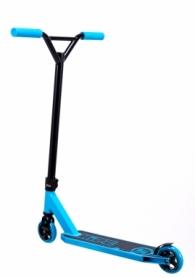 Самокат трюковый Hipe H1 (250810) - черно-голубой