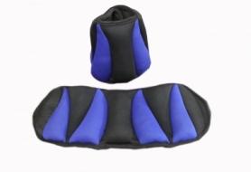 Утяжелители для ног и рук Evrotop SS-LKW-1211, 2 шт по 0,5 кг