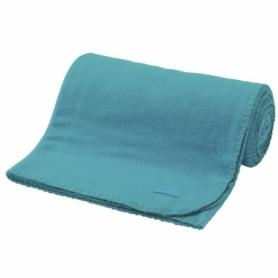 Плед туристический Easy Camp Fleece Blanket Turquoise (SN928518), 170х130см