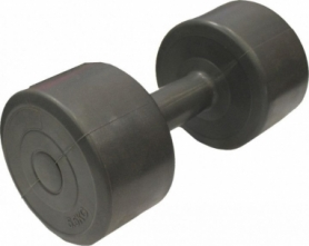 Гантель для фитнеса Evrotop SS-LKDB-601-5.5, 5,5 кг