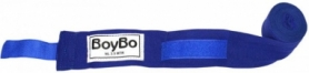 Бинт боксерский BoyBo синий, 2,5 метра (GN-2425)