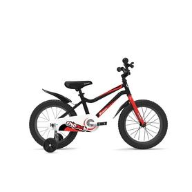 """Велосипед детский RoyalBaby Chipmunk MK 12"""" (CM12-1-black) - черный"""