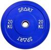 Диск бамперный Spart (PL42-20), 20 кг